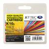 Cartucho De Tinta Negro Compatible Con Kodak 10 Jettec