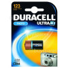 Genuine Duracell CR123A Ultra Alkaline Battery