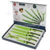 Renberg 5-Piece Knife Set - Lime