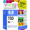Hewlett Packard Genuine No.110 Tri-Colour Ink Cartridge (CB304AE)