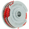 Genuine Flymo FLY021 Double Autofeed Spool & Line
