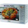 Whirlpool Dampfgarbehälter Mikrowelle Oval 2,5 L