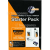 Universal Outdoor Accessories Trimmer Starter Pack