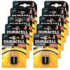 Duracell Plus 9V PP3-Alkali-Batterien