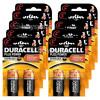 Duracell Plus C Alkali-Batterie