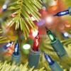 Alderbrook 20 Multi-Coloured Shadeless Fairy Light Set - UK Plug