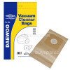Daewoo VCB300 Dust Bag (Pack Of 5)