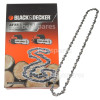 "B&Q 16"" 40cm 56 Drive Link Replacement Chrome Chain"