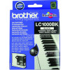 Brother Original Tintenpatrone LC-1000BK (Schwarz)