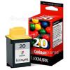 Lexmark Original 20 Farbtintenpatrone