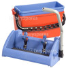 BK3 - Speedclean Wide Press, Red 22 Litre And Blue 15-Litre Buckets Numatic