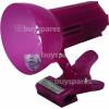 Translucent Clip Spot Lamp