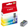 Canon Genuine CLI-36 Tri-Colour Ink Cartridge