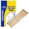 BuySpares Approved part H1 Dust Bag (Pack Of 5) - BAG5
