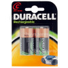 Duracell Rechargeable C Battereries