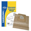 Selecline VP77 Dust Bags (Pack Of 5) - BAG187