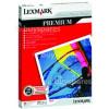Lexmark Lexmark Premium Glossy Photo Paper