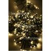 Noma 720 Warm White LED Cluster Garland