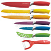 Royalty Line 6 Piece Non Stick Coating Knife Set
