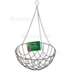 Kingfisher Suspension Florale 35 Cm
