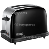 Russell Hobbs Colours Plus+ 2 Slice Toaster