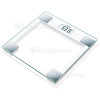 Beurer GS 14 Glass Personal Scale