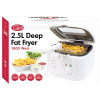 Quest 2.5 Litre Deep Fat Fryer