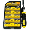 Genuine Rolson 51 Piece Screwdriver & Bit Set