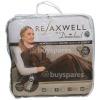 Dreamland Relaxwell Intelliheat® Heated Velvet Lap Blanket