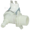 Euroline Single Solenoid Inlet Valve : 90Deg. With 12 Bore Outlet