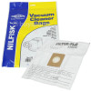 Elite GM Filter-Flo Synthetische Staubsaugerbeutel (5er Pack) - BAG358