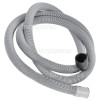 AEG 2.2mtr. Drain Hose 23mm End With Right Angle End 35mm, Internal Dia.s'