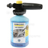 Genuine Karcher K2-K7 FJ10C Connect 'N' Clean Foam & Care Nozzle (With Car Shampoo)