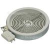 Kingswood Ceramic Hotplate Heating Element : Eika 16520422832 16003273001 1200W / 145MM