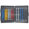 Rolson 14 Piece Jigsaw Blade Assortment Set