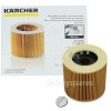 Genuine Kärcher Vacuum Cleaner Wet & Dry Cartridge Filter