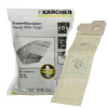 Genuine Karcher Dust Bags (Pack Of 10)
