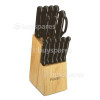 Prestige 15 Piece Knife Block Set