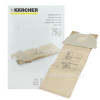 Genuine Karcher Paper Dust Bag (Pack Of 5)
