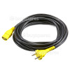 Karcher 12m Power Cable - 2 Pin Euro Plug