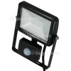 Lyvia 10W LED Floodlight With PIR