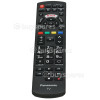 Panasonic N2QAYB001009 TV Remote Control