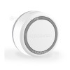Honeywell Bouton Poussoir Sans Fil Et Led De Confirmation Live Well – Rond, Blanc