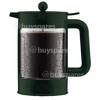Bodum BEAN Cold Brew Ice Coffee Maker - Dark Green
