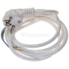 Ardem Mains Cable Assembly With Euro Plug
