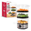 Quest 3 Tier Food Steamer