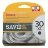 Cartouche Encre Noire 30XL Grande Capacité Kodak