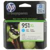 Cartouche D'Encre Cyan Nº951XL D'Origine HP CN046AE Hewlett Packard