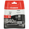 Canon Genuine PG-540XL High Capacity Black Ink Cartridge - 5222B005AA
