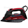 Bosch Sensixx 'x DA50 Edition Rosso Steam Iron